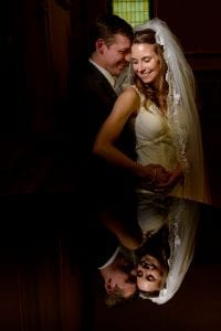 Bride Groom Zion Lutheran Church in Hinsdale