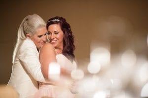 Brides together Morton Arboretum Thornhill Education Center